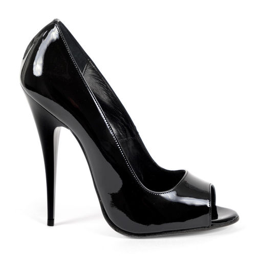 Pumps - 955-623 - Vernice nera
