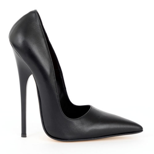 Pumps - 603-2443 - Vitello nero