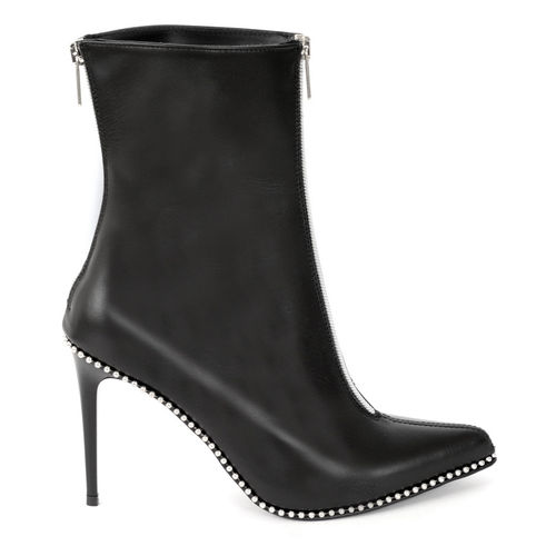 Boots - 4971 - Vitello nero