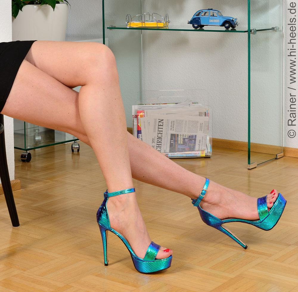 Fuss Pl 21 Schuhe By Navy Heels Cataleya Shop High 5jqRL34A