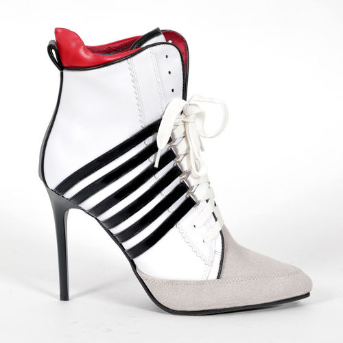 Boots - Hailey-22 - white