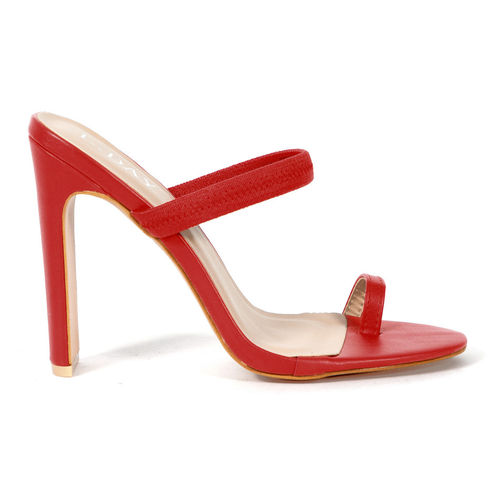 Mules - Alessia-21 - red