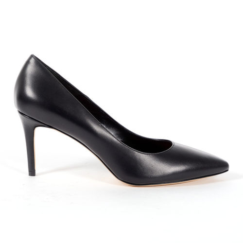 Pumps - 4851 - Nappa nera
