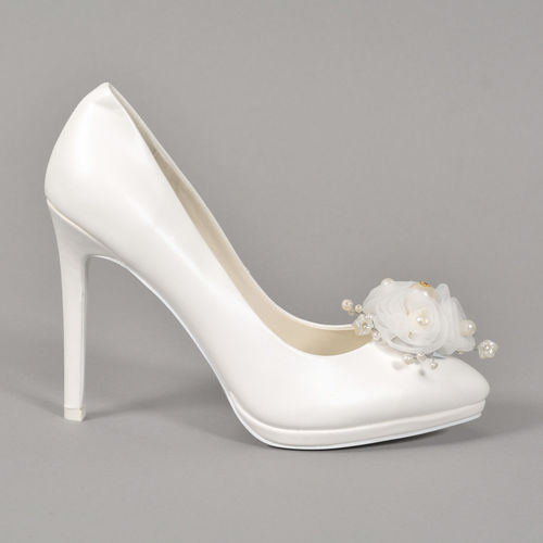 Pumps - Wedding-01 - white