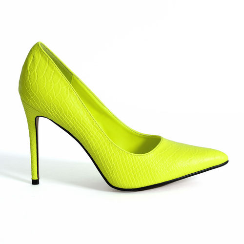 Pumps - Florence - yellow