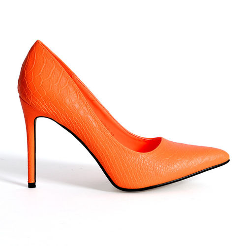 Pumps - Florence - orange