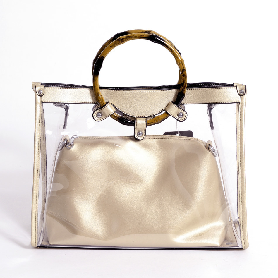 Bags - XSL-143 - champagne-gold