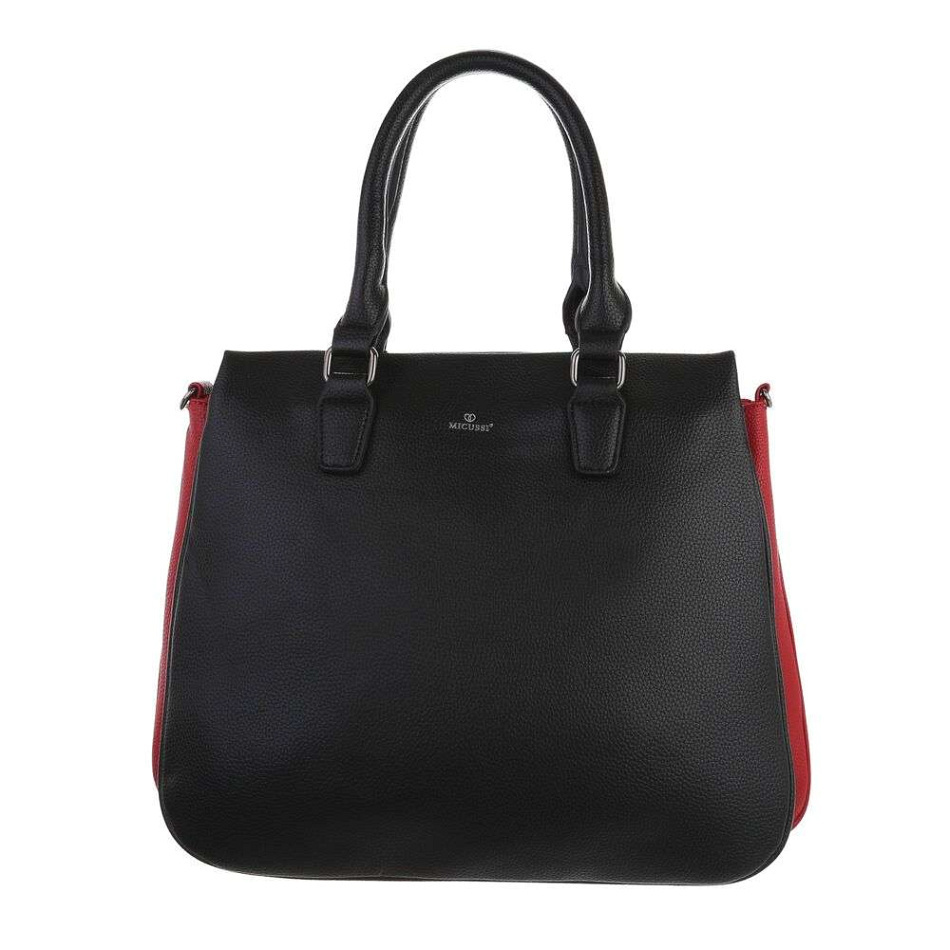 Bags - H-3820-151 - black-red