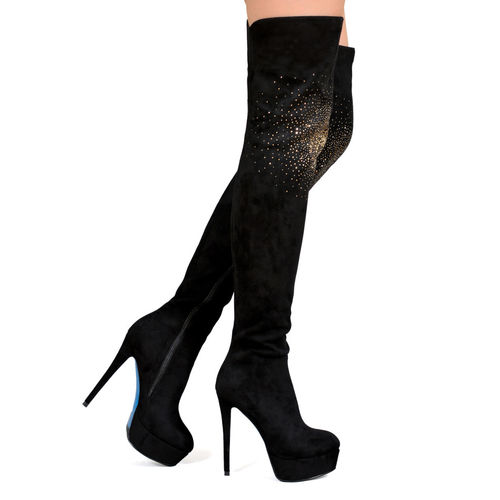 Boots - Catherine-26 - black