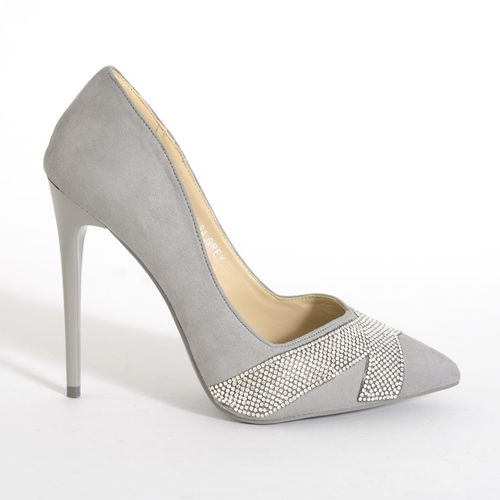 Pumps - Tilda-02 - grey
