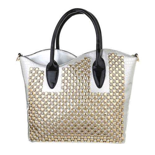 Bags - S-1625-6 - silver