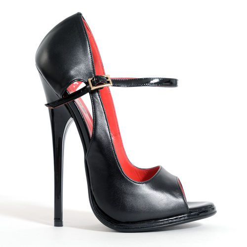 Pumps - 921-2443 - Vitello nero