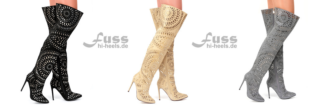 High Heels Shop by Fuss Schuhe - Sexy highheels Made In Italy 694344a3be3