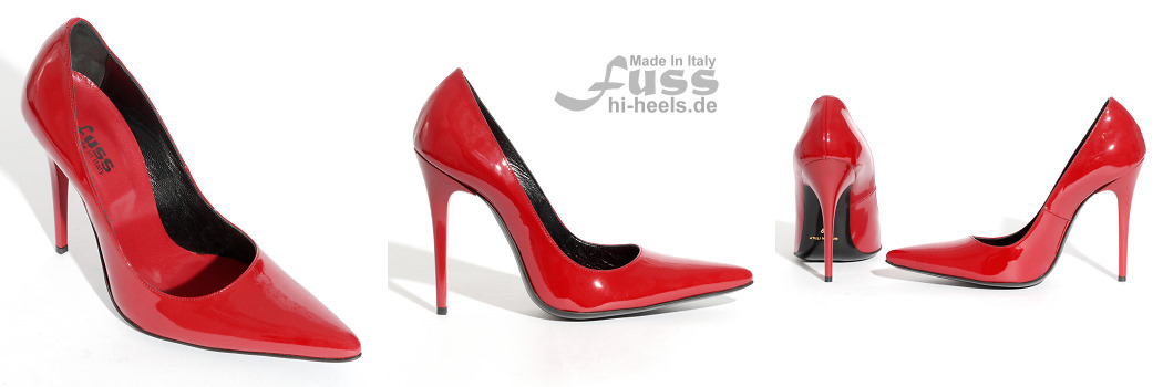 68ca5f3a3cecb2 High Heels Shop by Fuss Schuhe - Sexy highheels Made In Italy