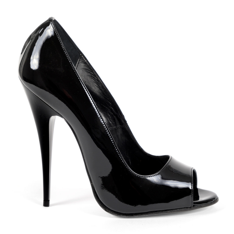 Pumps-955-623-Vernice-nera
